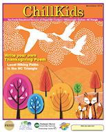 Chill Kids Magazine October 2014