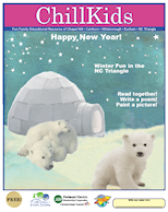 Chill Kids Magazine February 2015