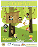 Chill Kids Magazine April 2015