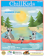 Chill Kids Magazine June 2015