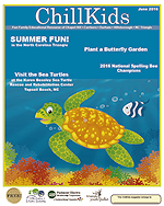 ChillKids Magazine June 2016