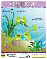 Chill Kids Family Magazine April 2018