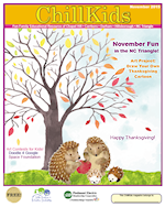 Chill Kids Magazine November 2015