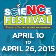 UNC Science Festival Sat. April 11, 2015
