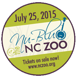 Nu-Blu Bluegrass at the N.C. Zoo